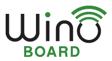 Wino board - The tiny, wireless IoT development platform